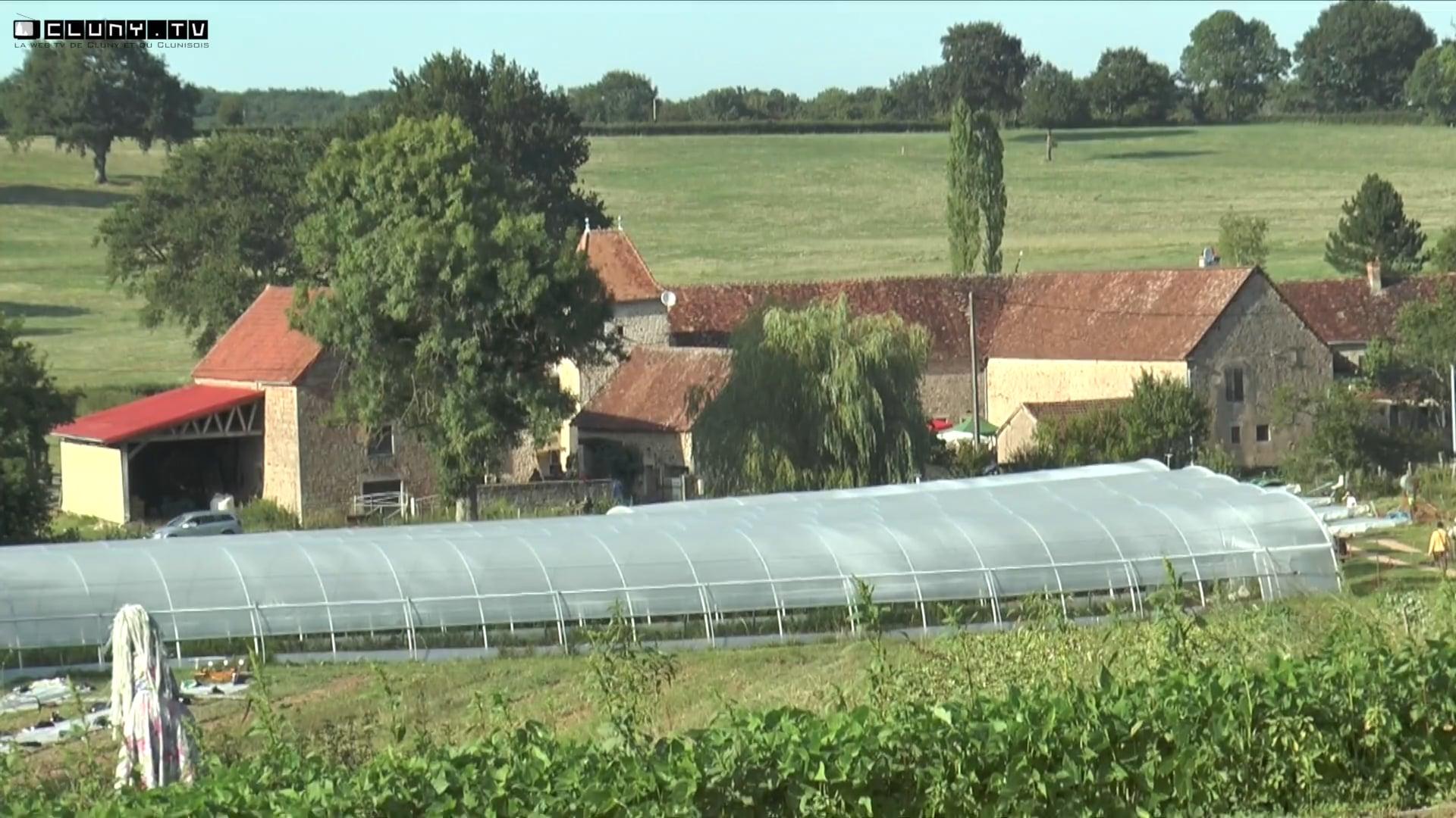 Bienvenue à la ferme des Georges